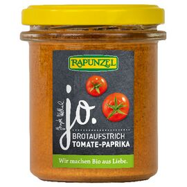 Rapunzel jo. Bio Tomate-Paprika Brotaufstrich (140g)