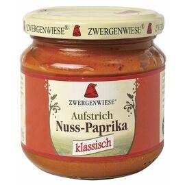 Zwergenwiese Bio Aufstrich Nuss-Paprika (200g)