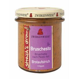 Zwergenwiese streich's drauf Bio Bruschesto - Bruschetta nach Pesto Art (160g)