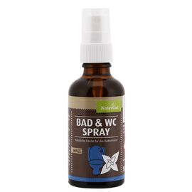 NaturGut Bad & Toiletten Spray - Frisches Örtchen Spray Minze (50ml)