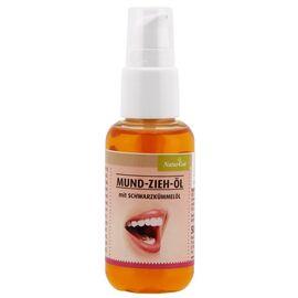 NaturGut Mund-Zieh-Öl mit Schwarzkümmelöl (50ml)