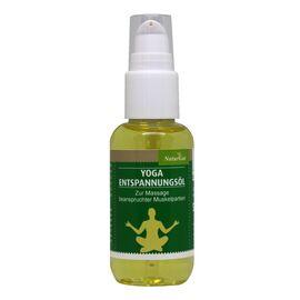NaturGut Yoga Öl (50ml, in Pumpflasche)
