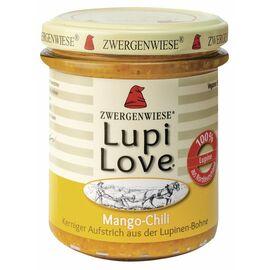 Zwergenwiese LupiLove Bio Lupinen Brotaufstrich Mango-Chili (165g)
