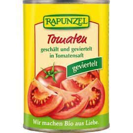 Rapunzel Bio geschälte Tomaten in der Dose (400g)