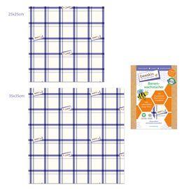 beeskin Bienenwachstücher (2er Set, M+L) kitchen towel