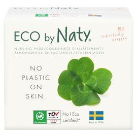 ECO by Naty Stilleinlagen (30 Stück)