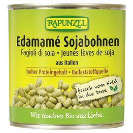 Rapunzel Bio Sojabohnen Edamamé grün (Dose, 200g)