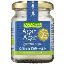Rapunzel Vegane Gelatine Bio Pulver (60g)