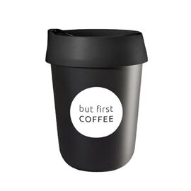 ReUse Heroes Mehrweg Kaffeebecher - Biodiversity Edition (But First Coffee)