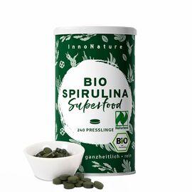 InnoNature Bio Spirulina Presslinge (240 Stück)