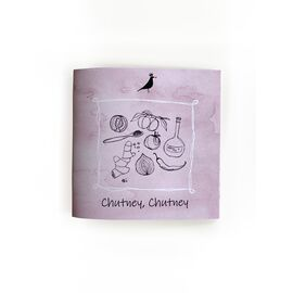 Linsenmanufaktur Chutney, Chutney Rezeptheft