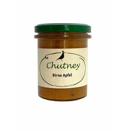 Linsenmanufaktur Bio Birnen Apfel Chutney (200g)