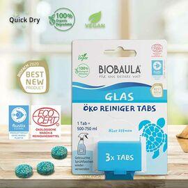 BIOBAULA Glas-Reiniger Tabs