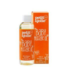 Petit&Jolie Baby Massageöl Bio auf FairFox