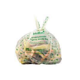 BIOMAT® Bioabfallbeutel, mit Henkel (10 Liter)