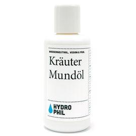Hydrophil - Mundöl Kräuter (100ml)Hydrophil - Mundöl Kräuter (100ml)