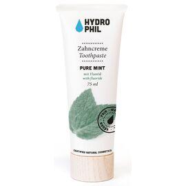 Hydrophil - Zahncreme Pure Mint (75ml, mit Fluorid)