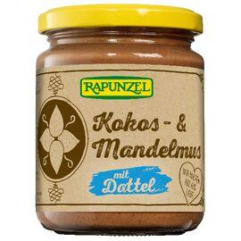 Rapunzel Kokos- & Mandelmus mit Dattel (250g)