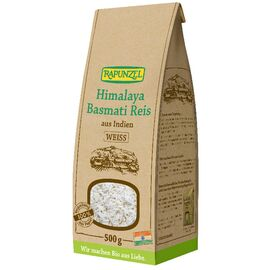 Rapunzel Himalaya Basmati Reis weiß (500g)