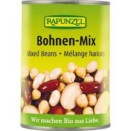 Rapunzel Bohnen-Mix in der Dose (400g)