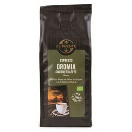 Oromia Bio-Espresso (250g ganze Bohnen, kbA)
