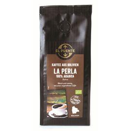La Perla Bio-Kaffee (250g ganze Bohnen, kbA)