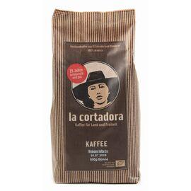 La Cortadora Bio-Kaffee (500g ganze Bohnen, kbA )