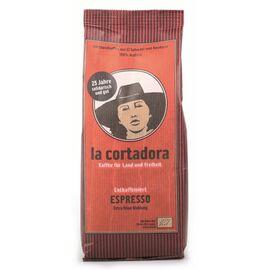 La Cortadora Bio-Espresso (entkoffeiniert, 200g gemahlen, kbA)