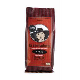 La Cortadora Bio-Espresso (entkoffeiniert, 200g ganze Bohnen, kbA)