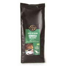 Sonrisa Bio-Kaffee (500g gemahlen, kbA)