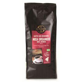 Nica organico Bio-Kaffee (500g ganze Bohnen, kbA)