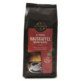 El Puente Hauskaffee Bio (250g gemahlen, kbA)